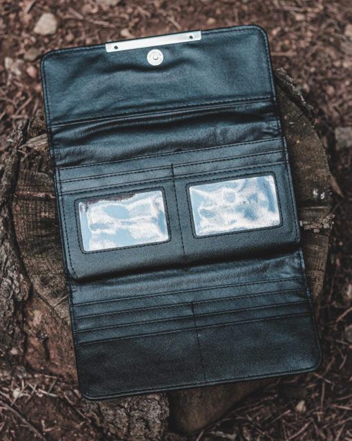 luxshe luminous wallet inside 2