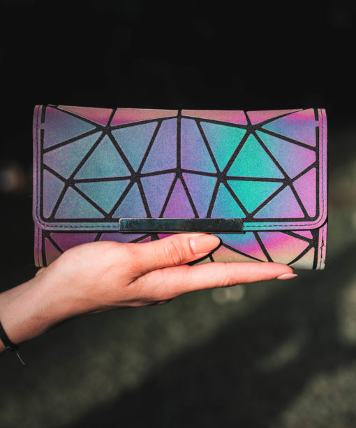 luxshe luminous wallet