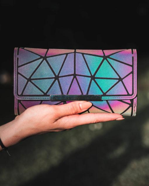 luxshe luminous wallet
